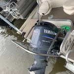 2008 22′ G3 pontoon